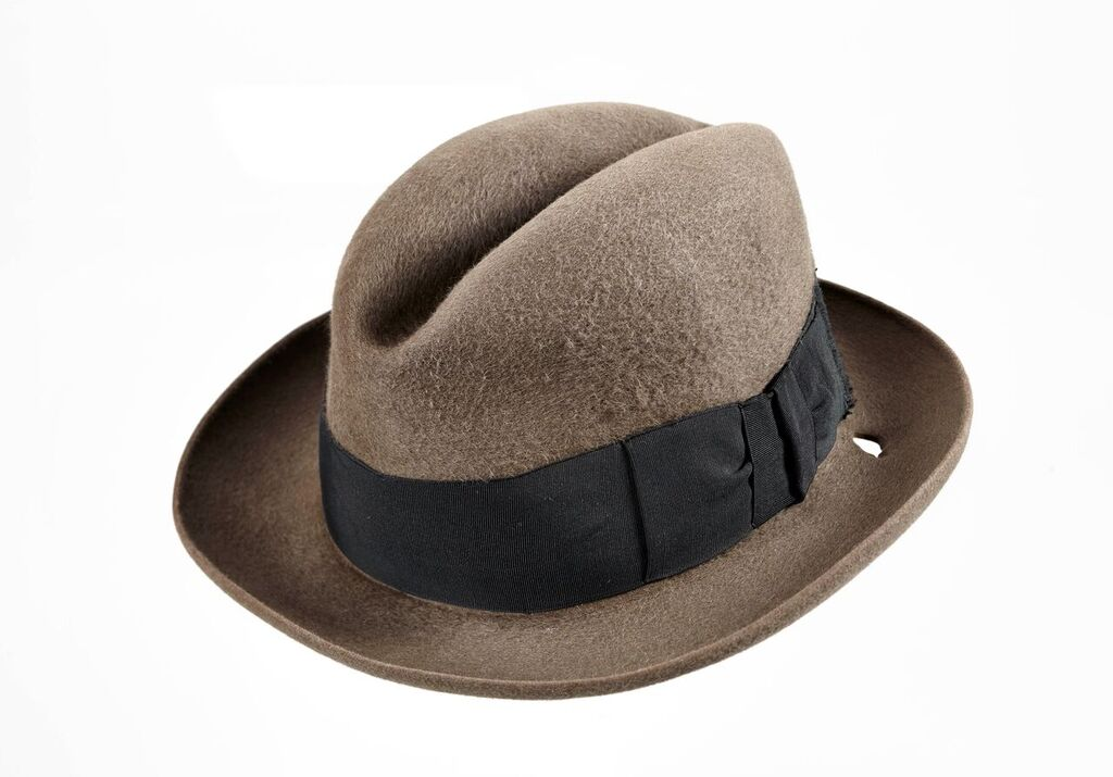 Object: James Connolly's hat
