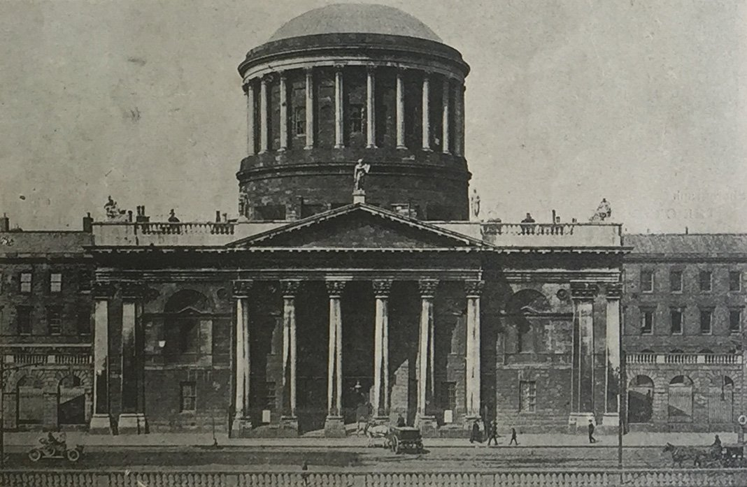 Sites of 1916: The Four Courts and Church Street