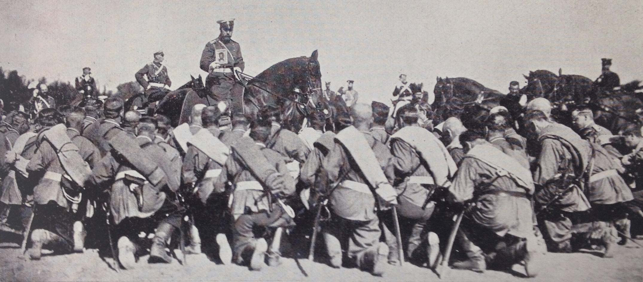 Russian victory against Austrians