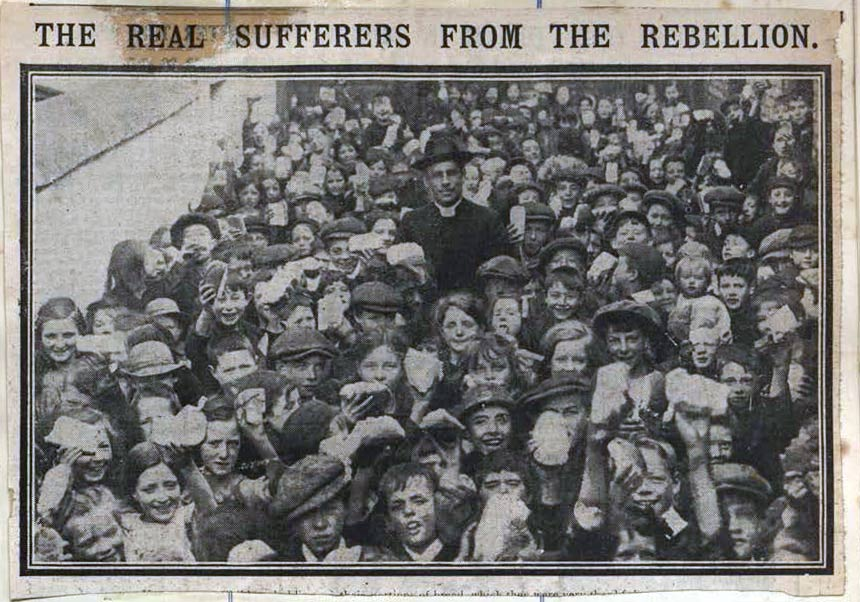 The Civilian Dead: Counting the human cost of the 1916 Rising