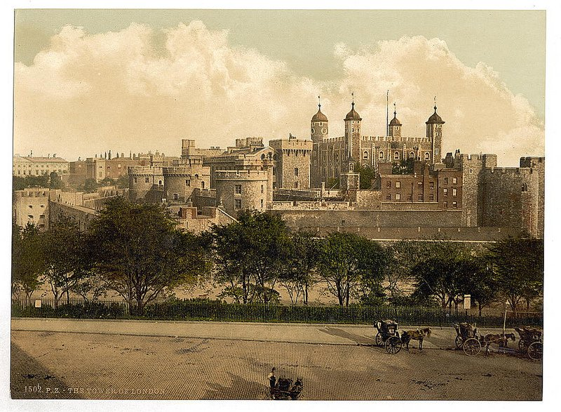 Dungeon of Tower of London open to visitors