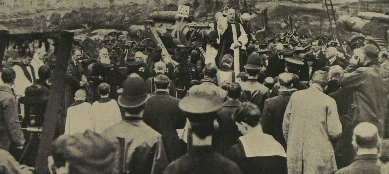 Exhibiting WW1