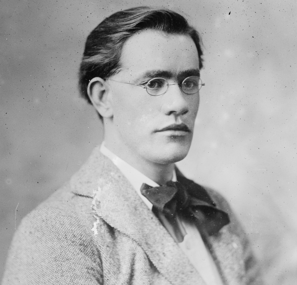 Francis Ledwidge, the poet from Slane, Co. Meath, who was killed in action on 31 July 1917