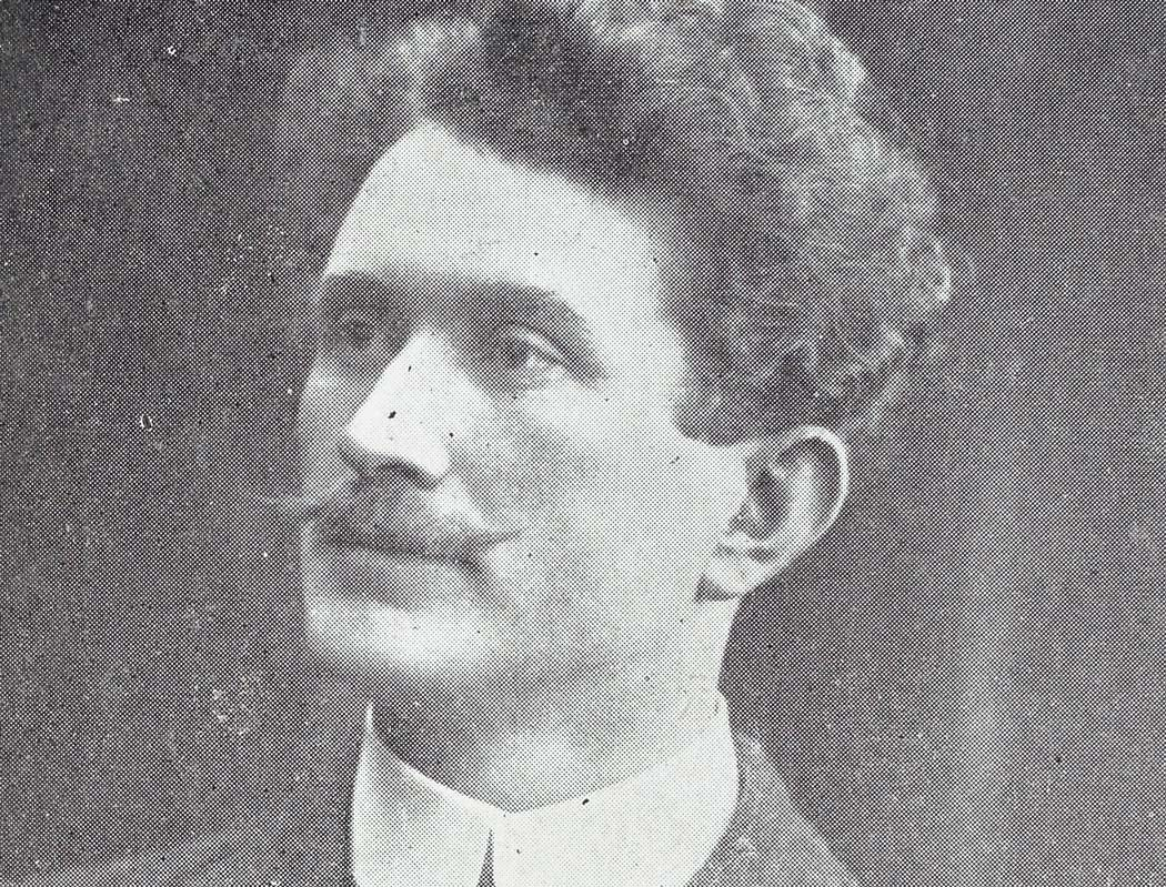 Carrying a cross for Ireland: Thomas Ashe in profile