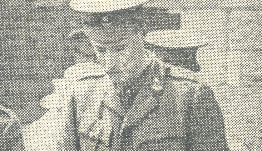 Sympathy for Captain Bowen-Colthurst