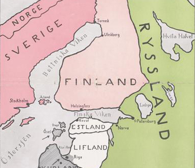 Finland set to become an independent state