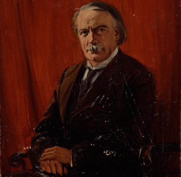 Lloyd George announces Britain's war aims