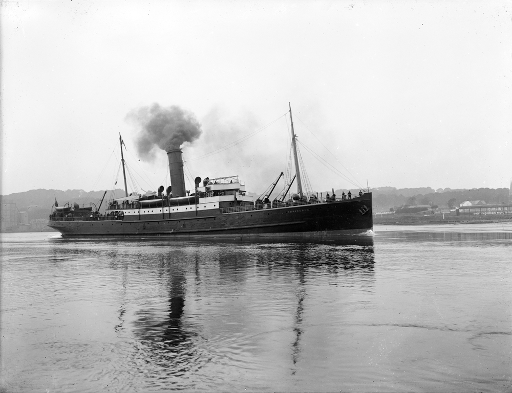 Waterford in mourning after 77 men lost at sea