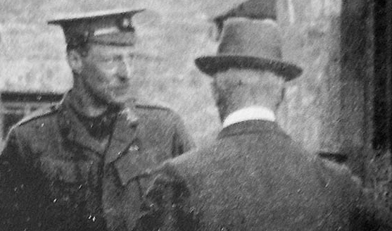 Officer responsible for 1916 murders released from prison