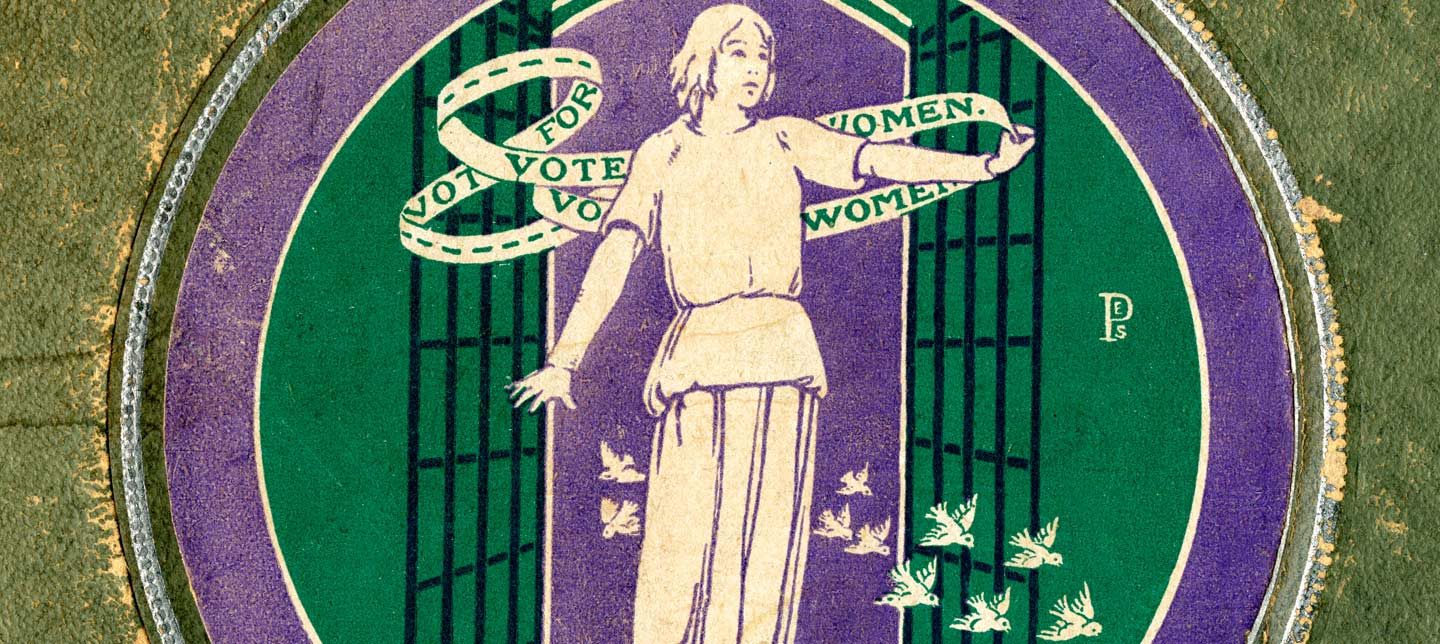 Women & the Vote: 100 Years on