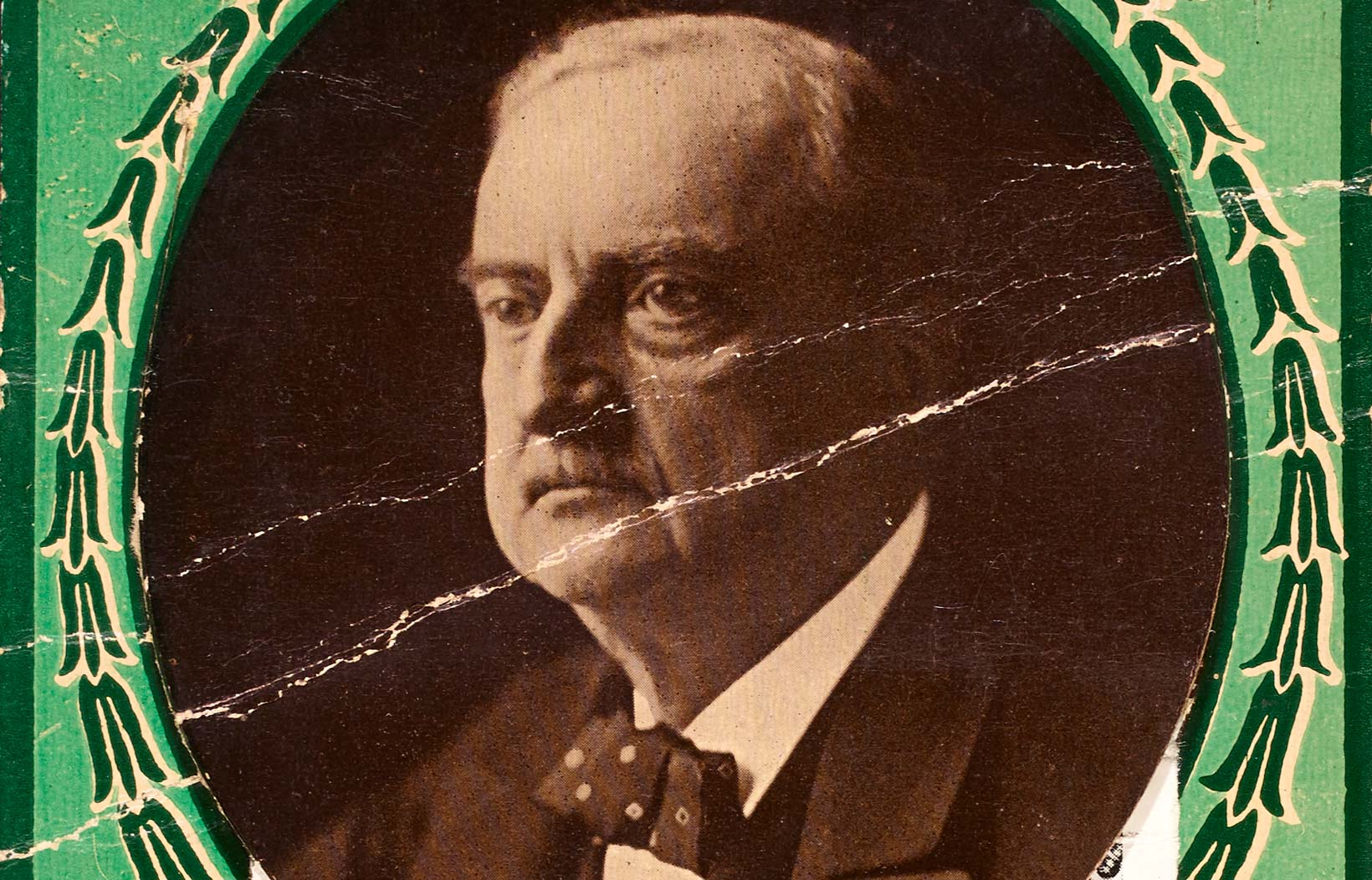 John Redmond dies of heart failure