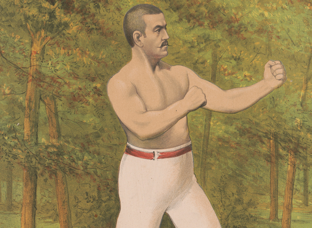 John L. Sullivan & the making of an Irish-American sporting legend
