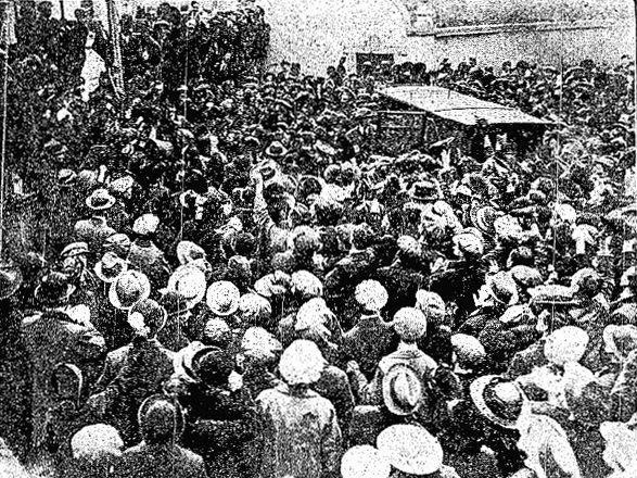 How Ireland was lost in the 1918 conscription crisis