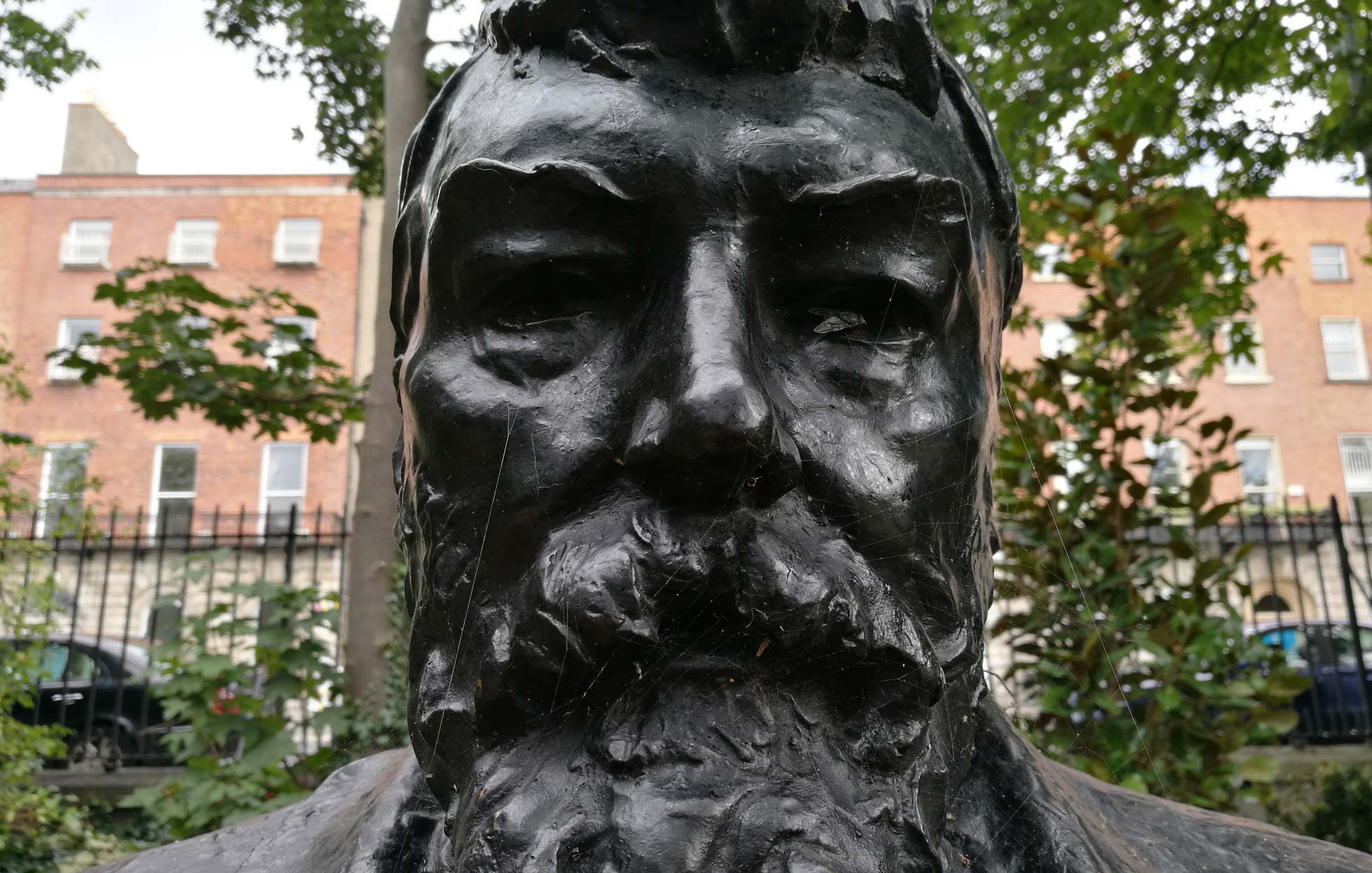 A Poet among Politicians – George Russell & the Irish Convention