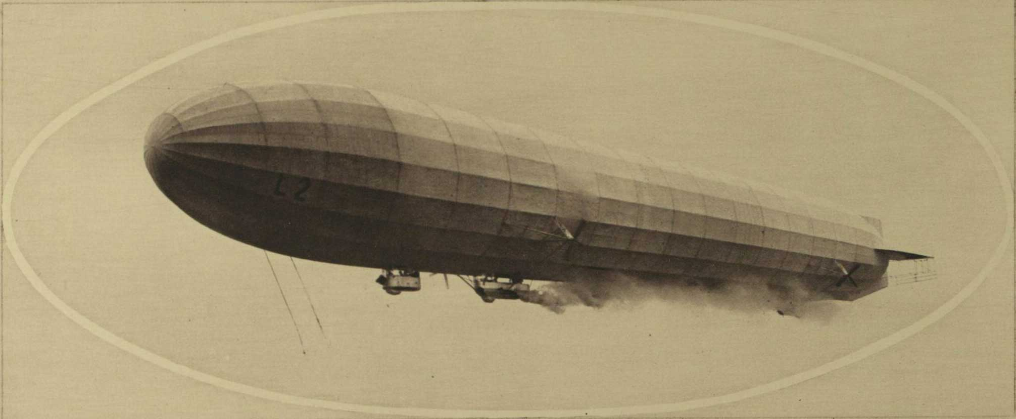 German airship disaster
