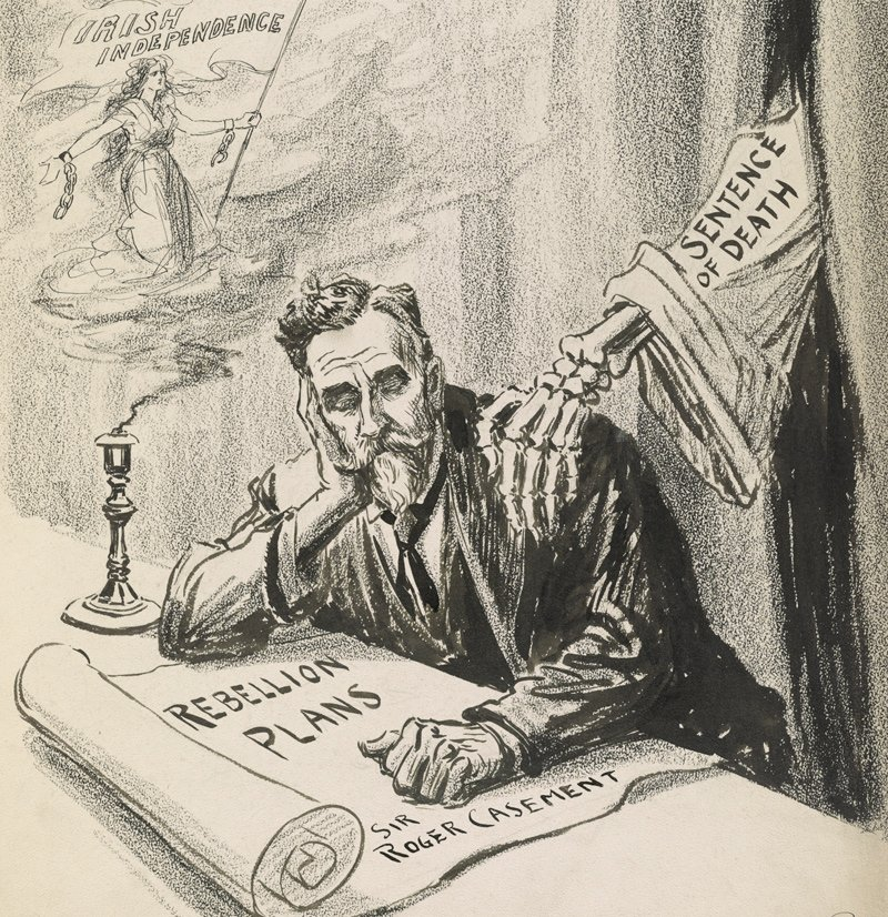 Roger Casement anniversary marked with a new poem