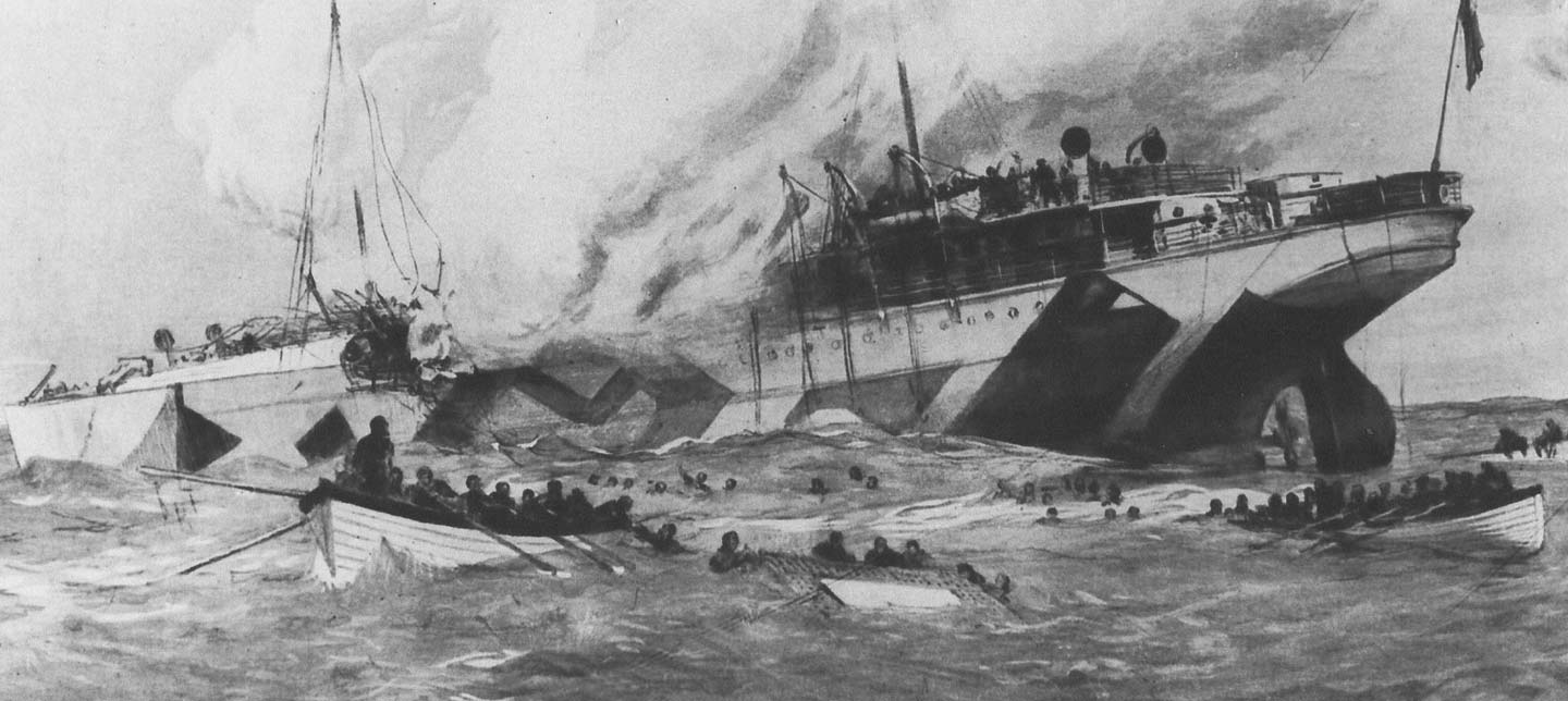 Remembering the RMS Leinster