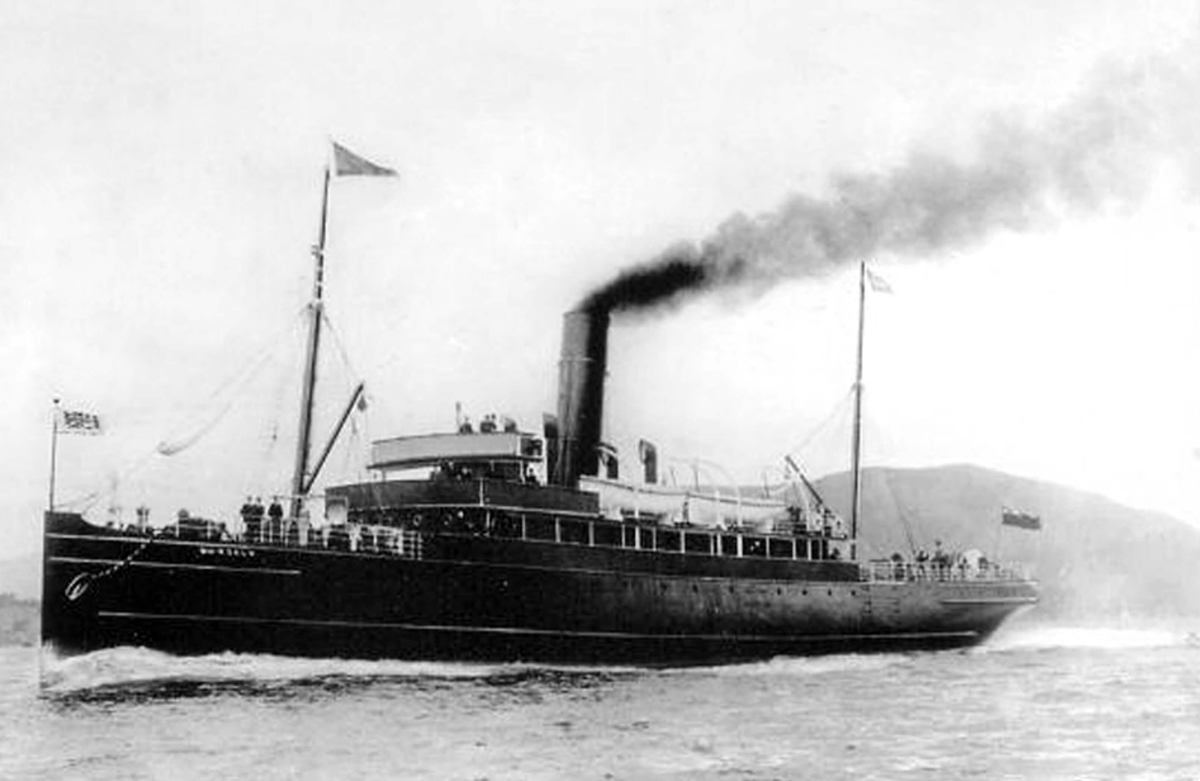 SS Dundalk torpedoed on return from Liverpool