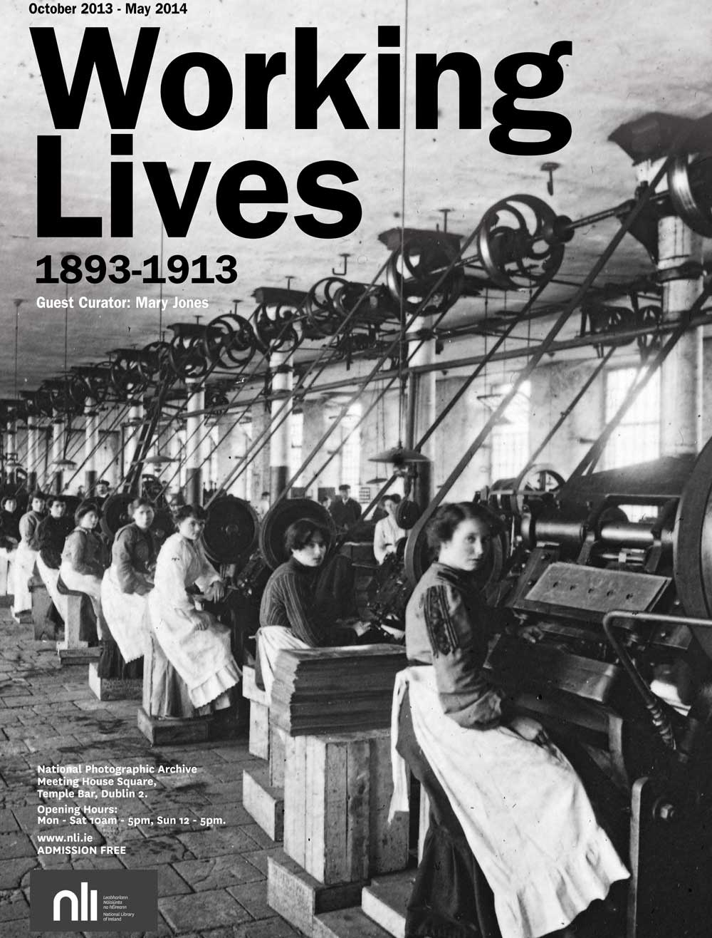 Working Lives, 1893-1913