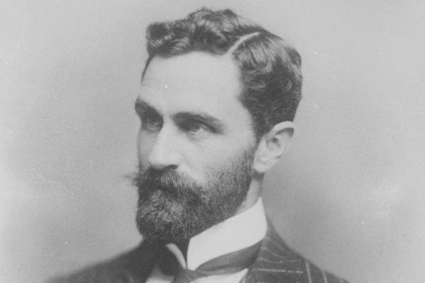 Sir Roger Casement detained in Berlin
