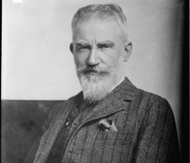George Bernard Shaw discusses Home Rule crisis