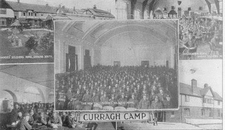 The Curragh Crisis, March 1914