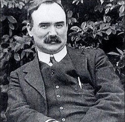 James Connolly: What should Irish people do during the war?