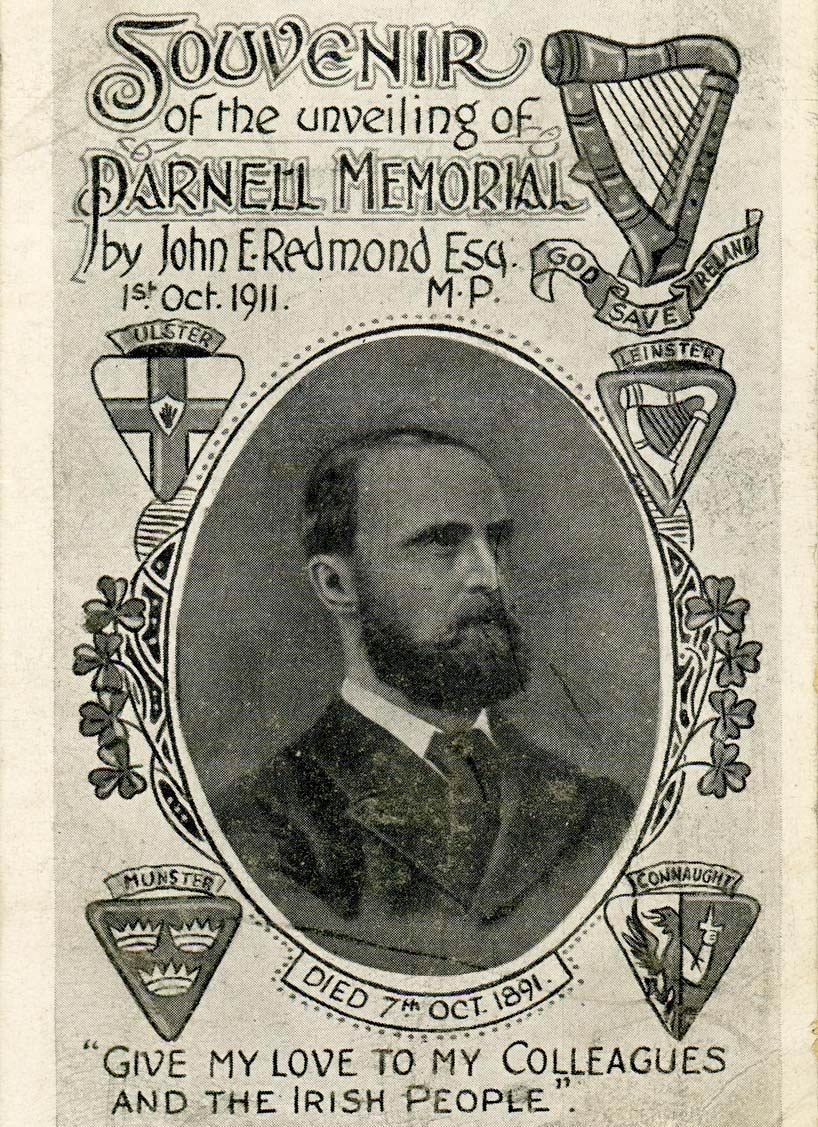 Volunteers and Citizen Army unite to celebrate Parnell Day