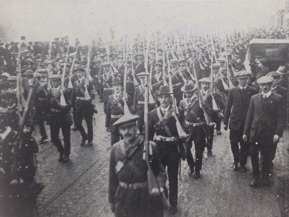 Ireland's Opportunity? The First World War & 1916