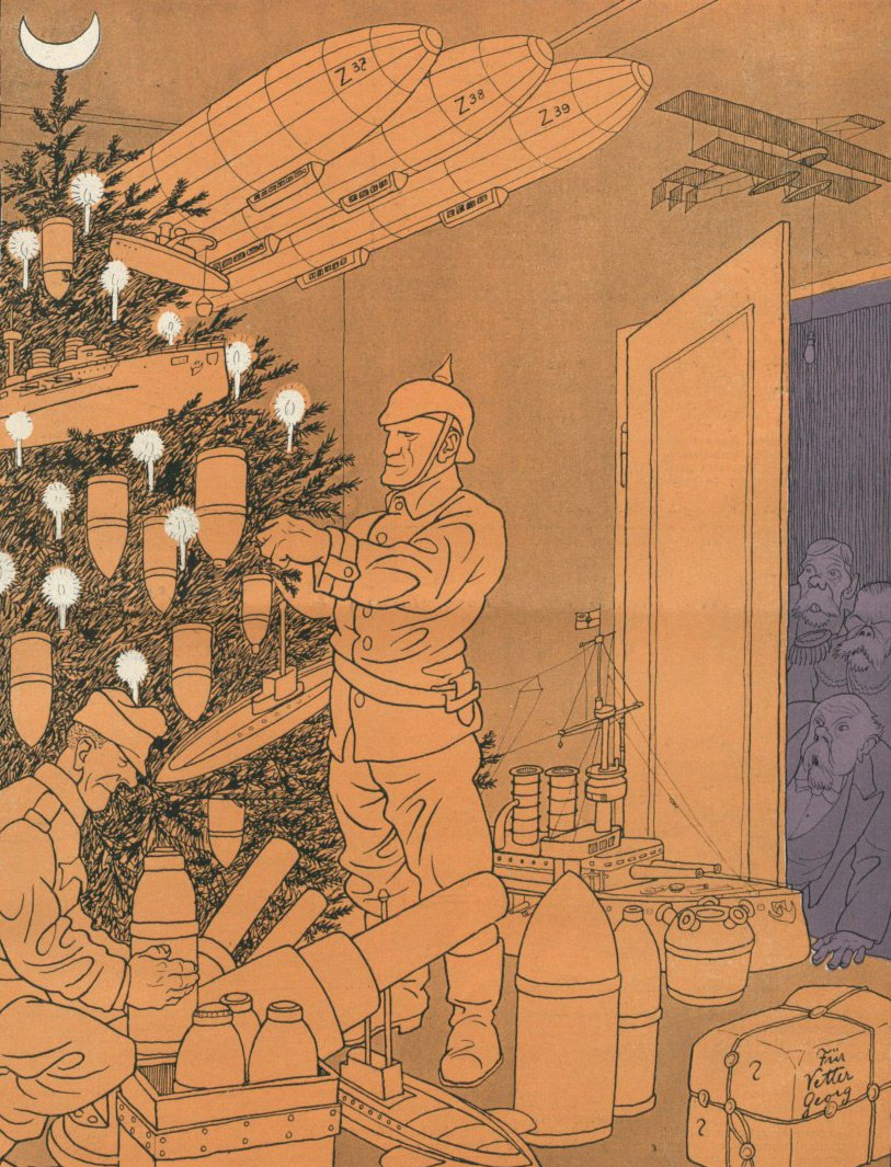 Christmas at the Front: Death and Destruction Reign Supreme