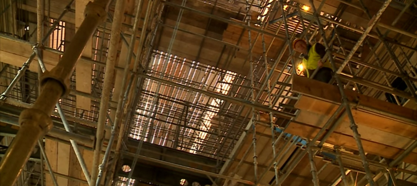 Kilmainham Gaol Refurbishment