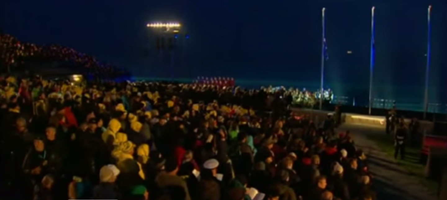 Gallipoli Dawn Service