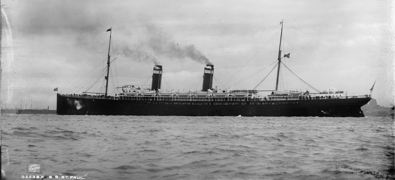 Irish emigrants humiliated on voyage to America