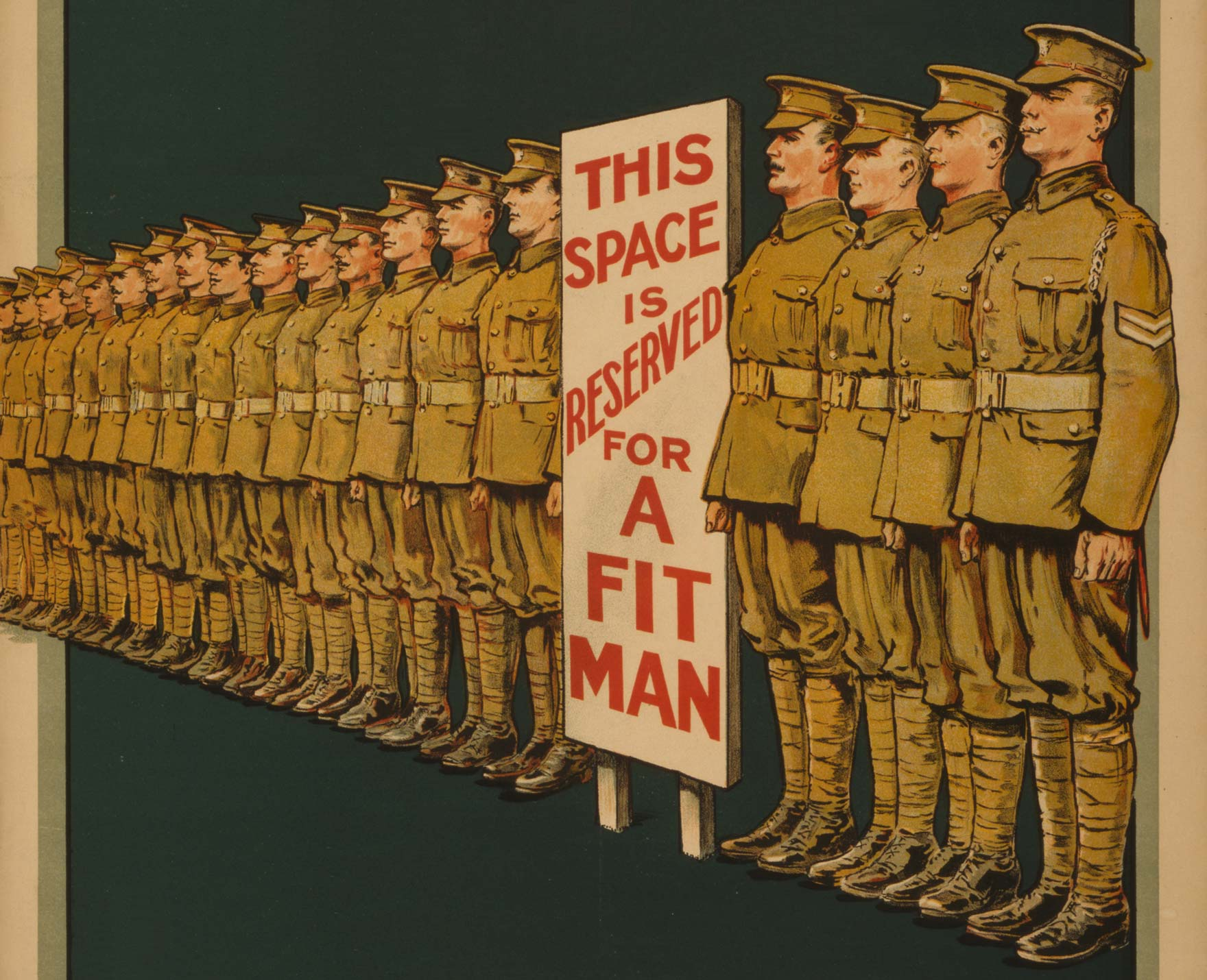Kettle: Conscription will come if recruitment does not grow