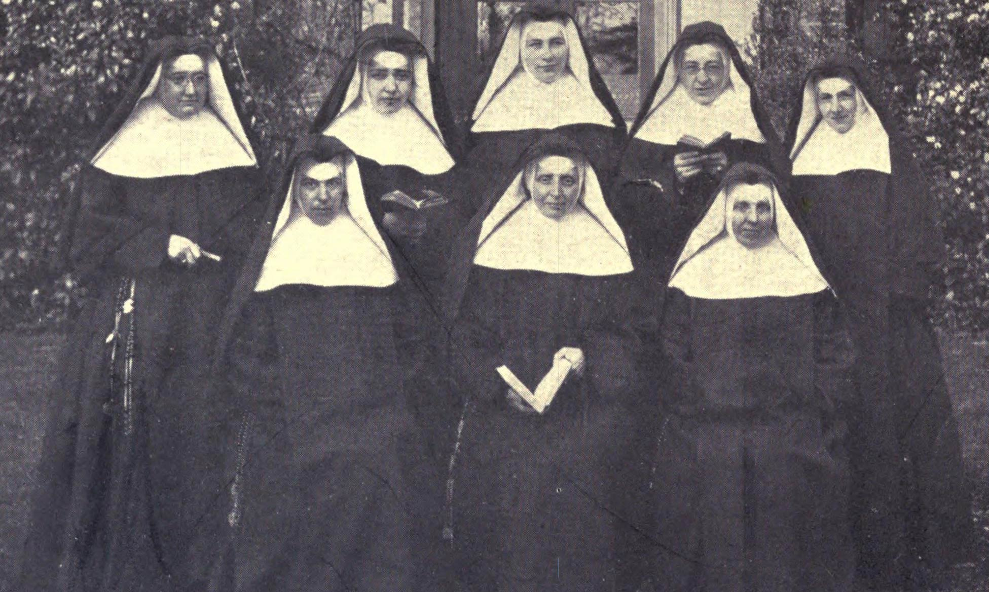 Photograph of How Irish nuns fled from Ypres