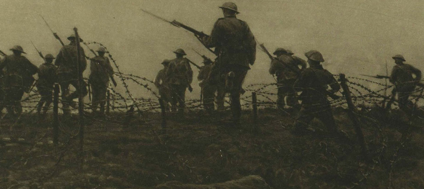 Ireland and the Somme