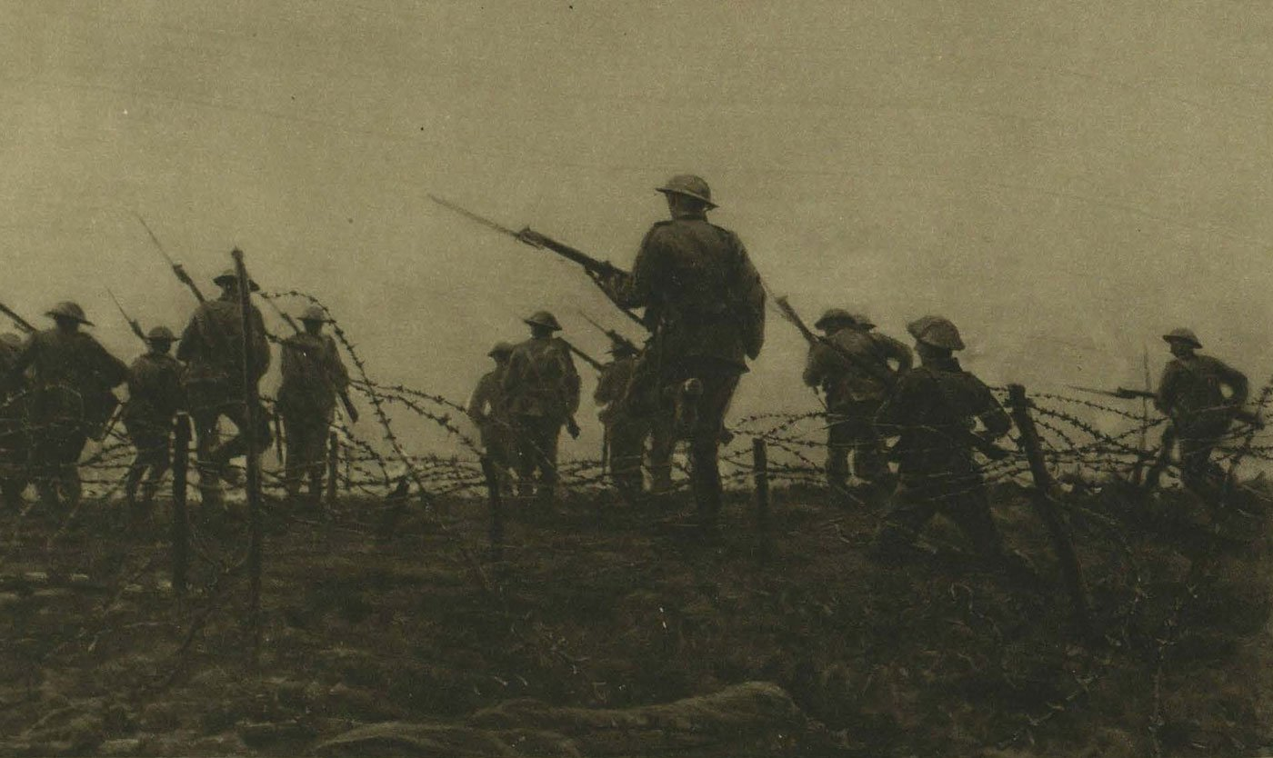 Ireland and the Battle of the Somme