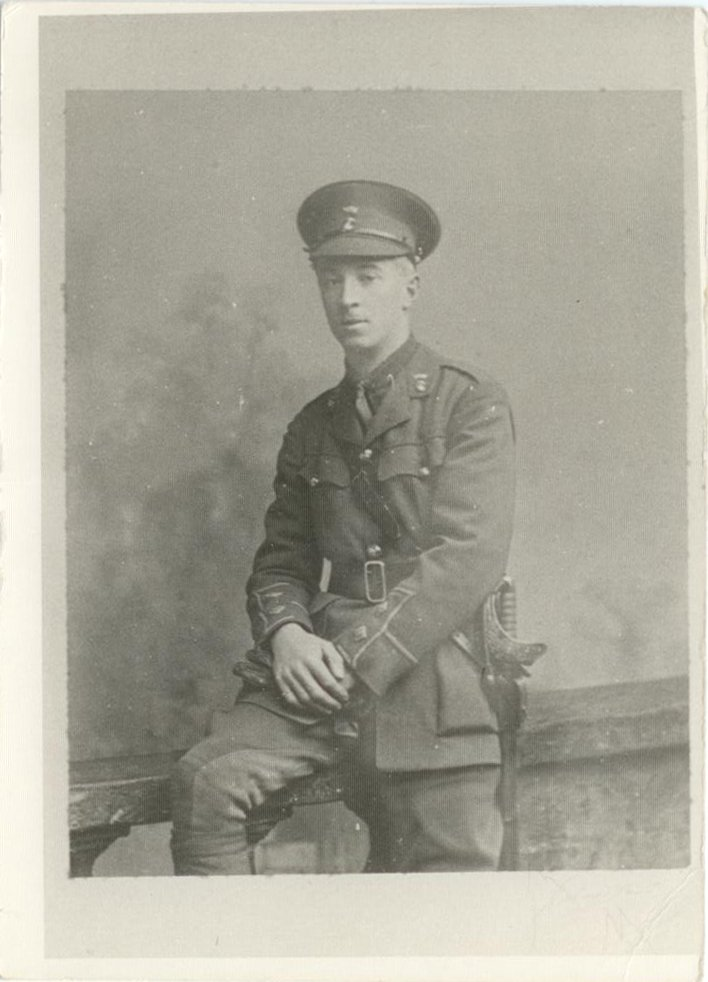 Letters from the front: Thomas Gordon Fitzpatrick