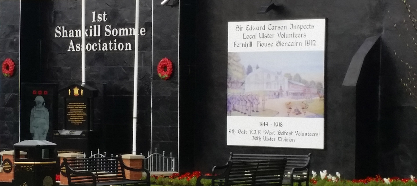 Ulster Unionism and the Somme