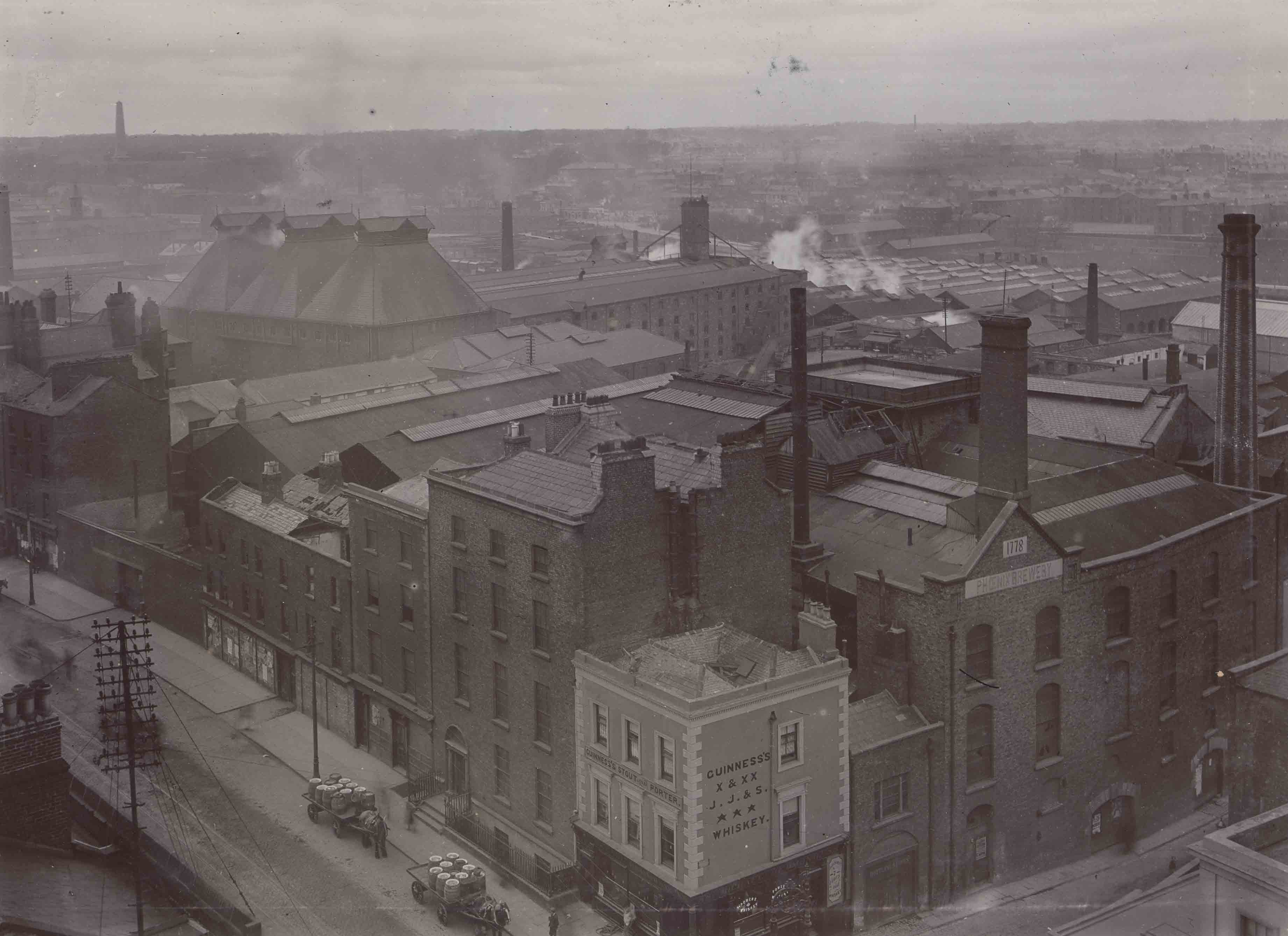 New Guinness factory in Manchester raises fears about future of Dublin operation