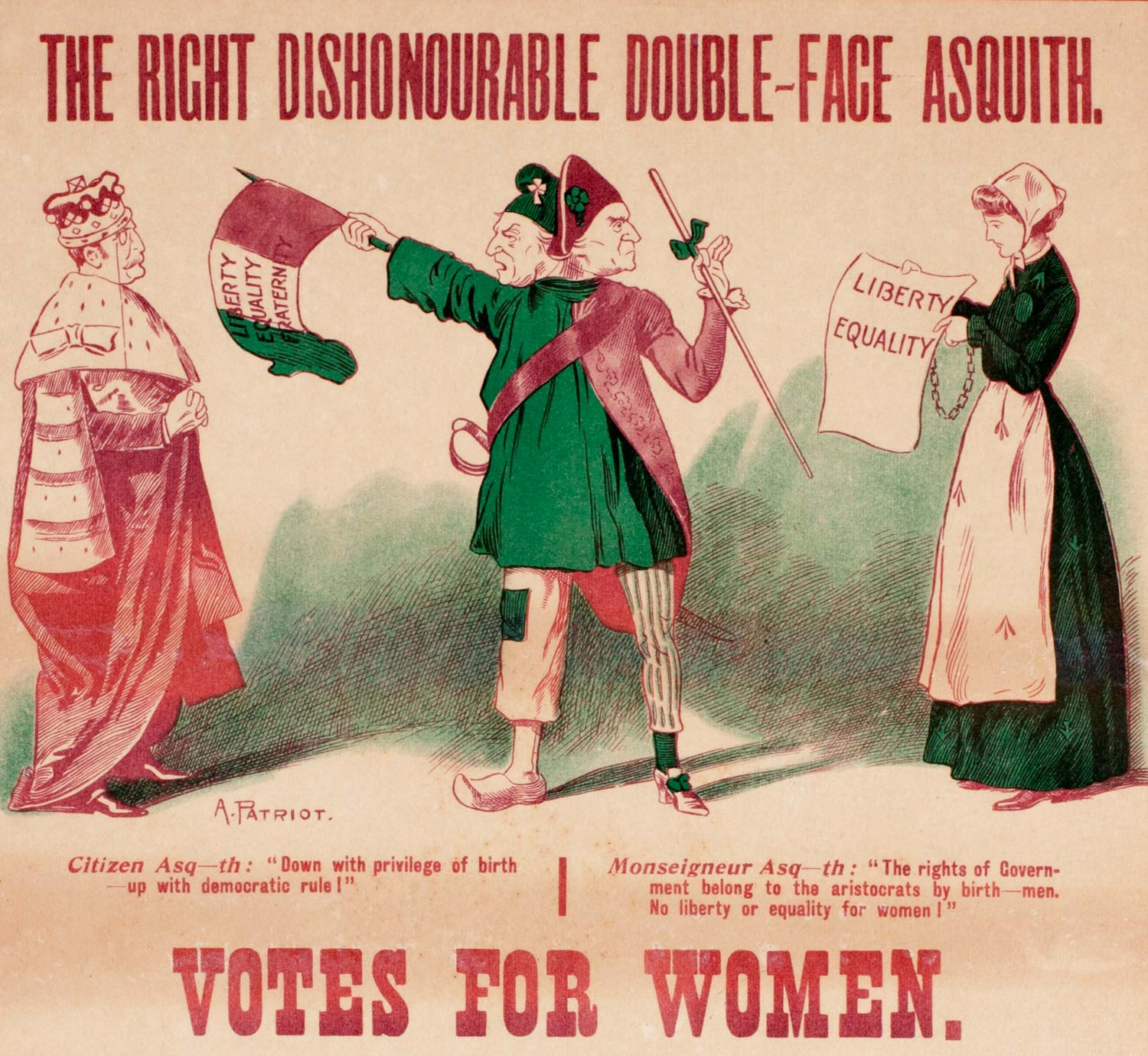 Women and servicemen excluded in electoral reform