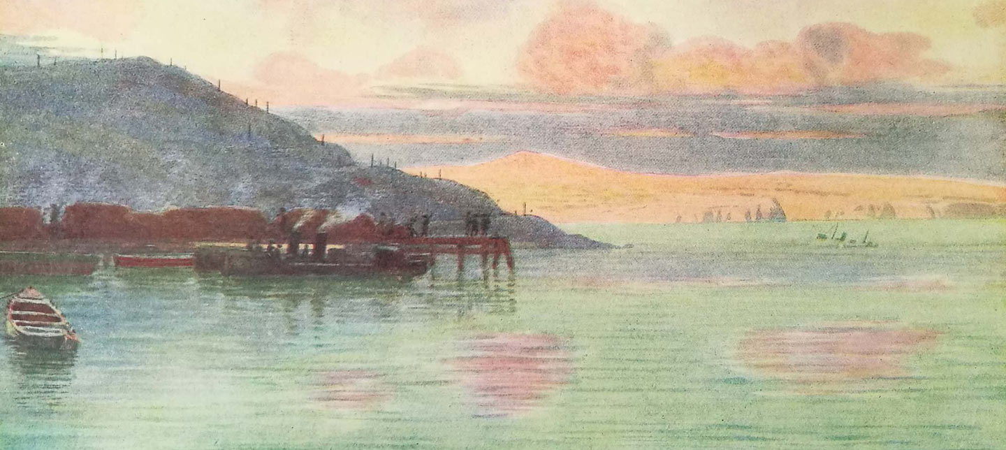 Gallipoli Watercolours