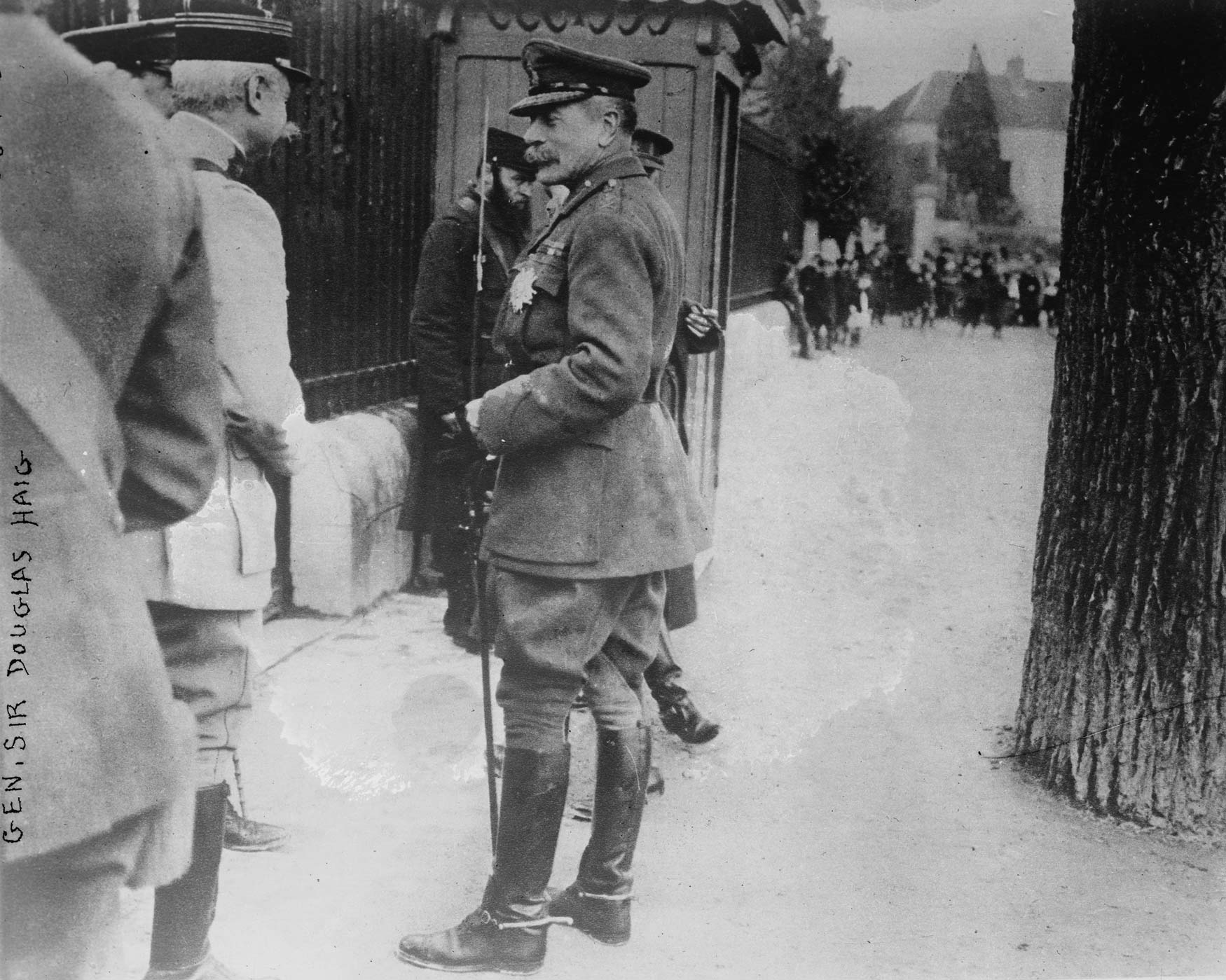 General Haig says Somme campaign a success
