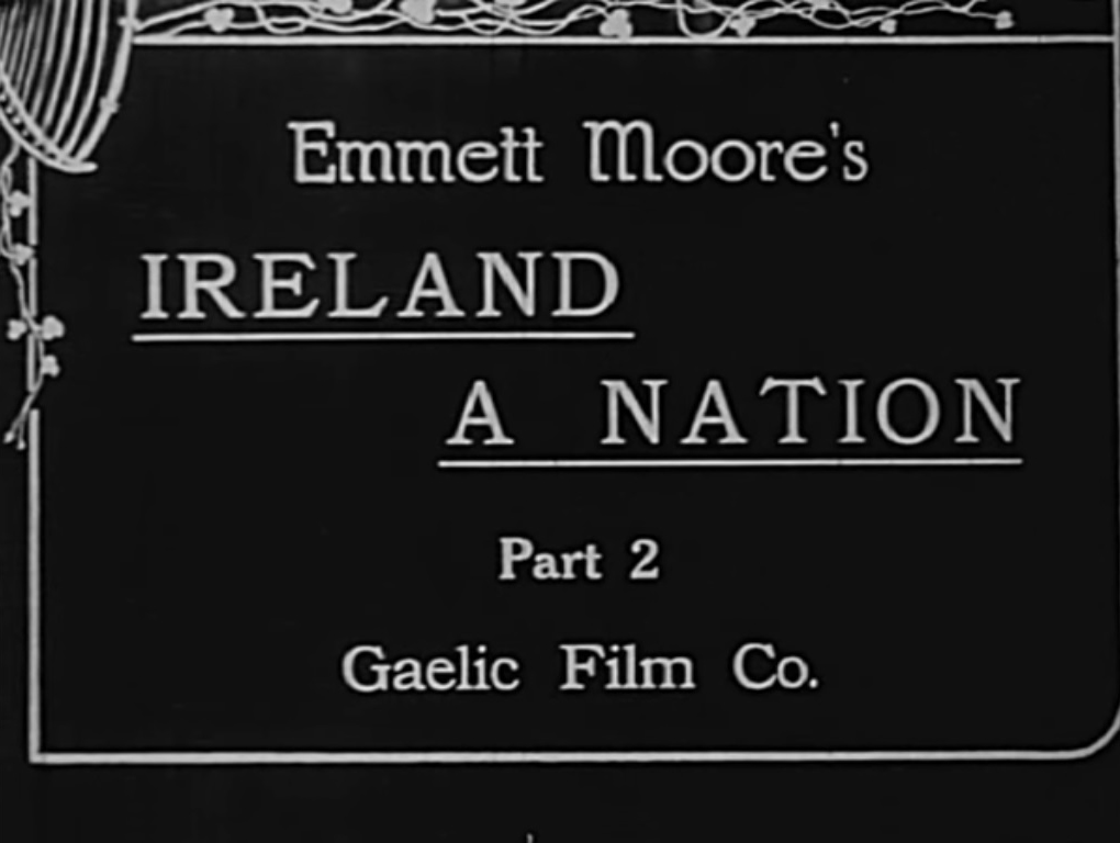 'Ireland, a Nation' film banned