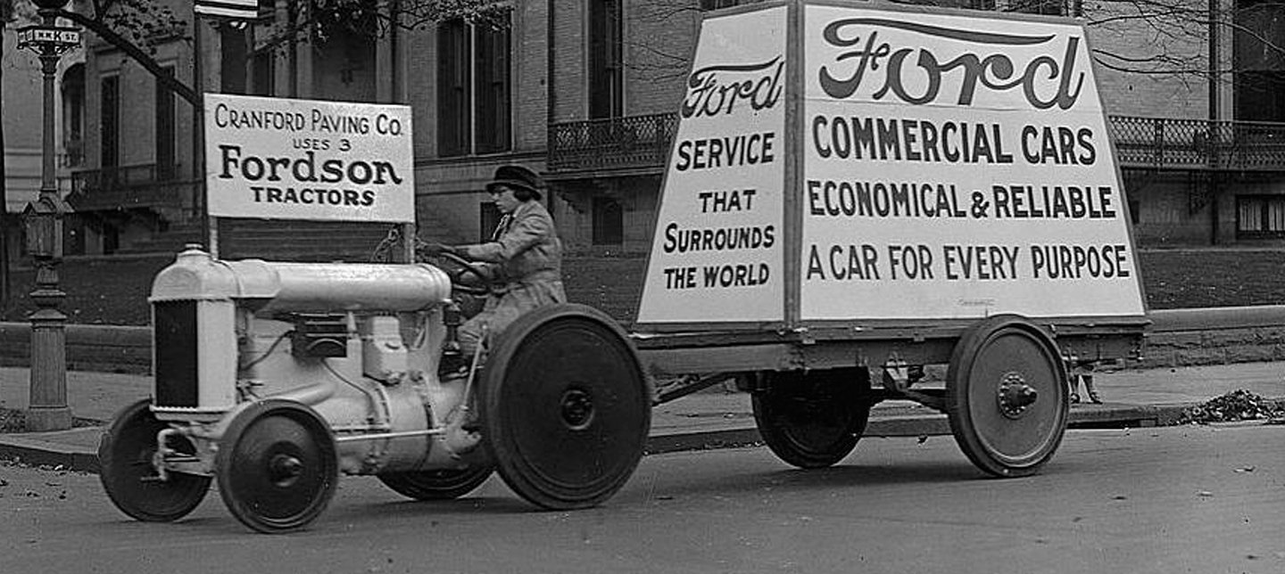When Ford Motors came to Cork