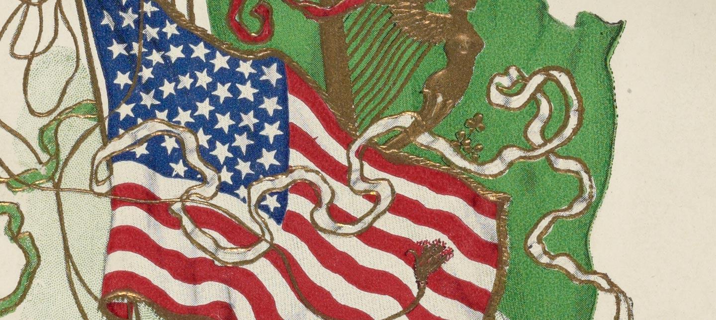 America, WW1 & Ireland