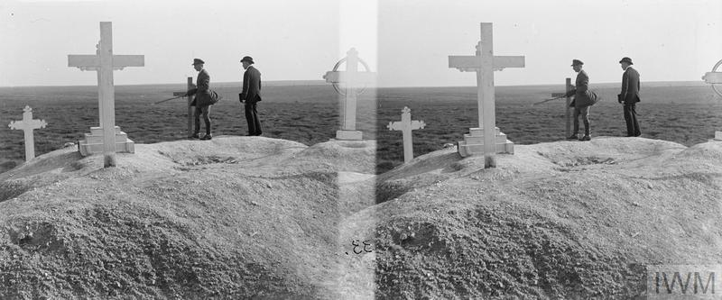 Edward Carson visits front to see major Allied drive in Ypres region