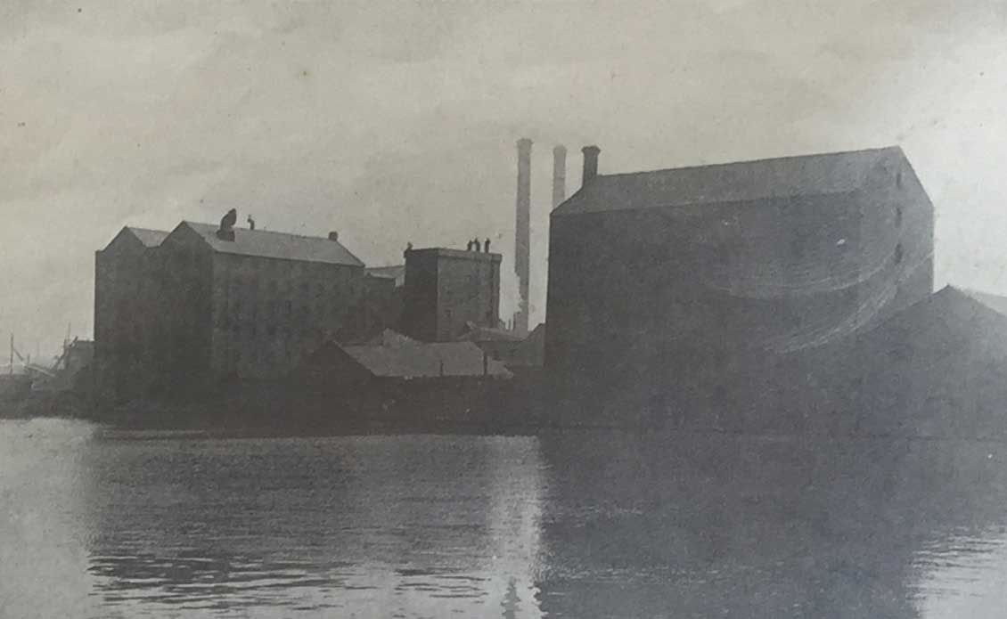Sites of 1916: Boland's Mill and Mount Street Bridge