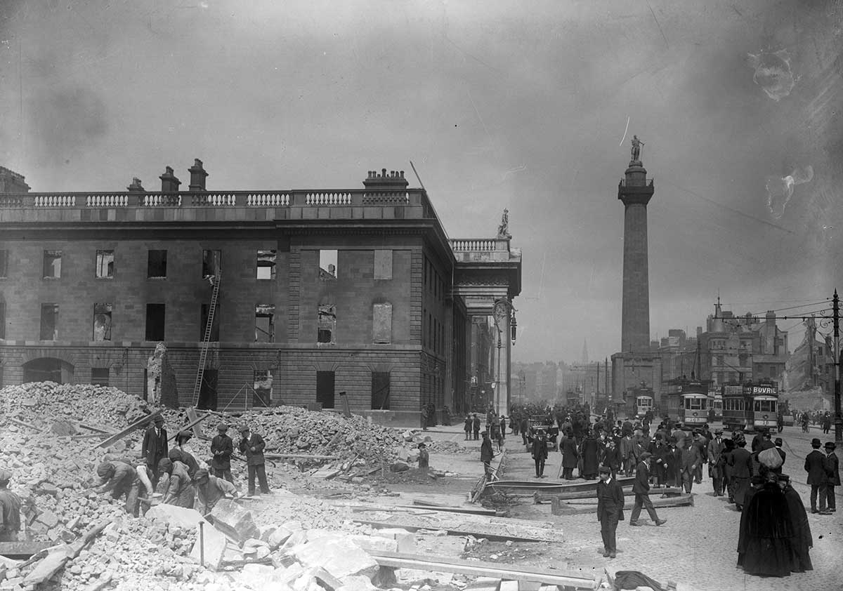 Chronology of the Easter Rising