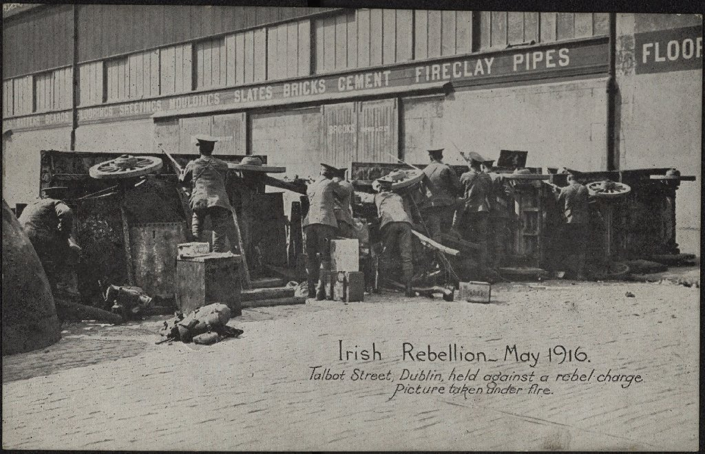 Weapons of the 1916 Rising